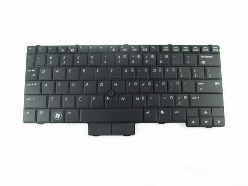 HP 598790-001 Genuine Original HP 2540P US Laptop Keyboard Grade A