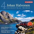 Johan Halvorsen: Orchestral Works, Vol. 4 (CD, Mar-2012, Chandos)