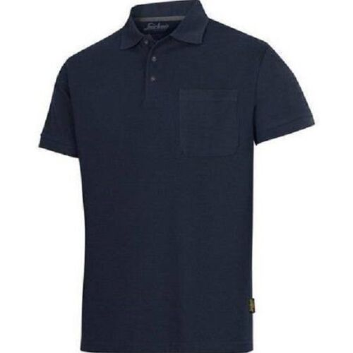 SNICKERS 2708 MENS POLO T SHIRT SHORT black blue green red white navy