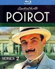 Agatha Christie's Poirot Series 2 2 Discs BLURAY