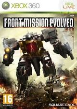 FRONT MISSION EVOLVED            -----   pour X-BOX 360