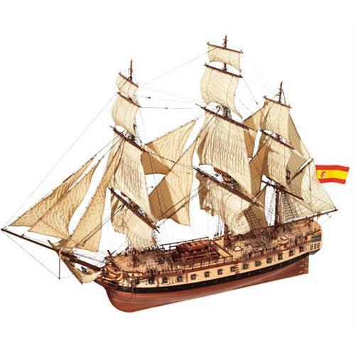 Occre Diana Frigate 1 85 Scale Model Ship Display Kit 14001 FREE NEXT DAY POST