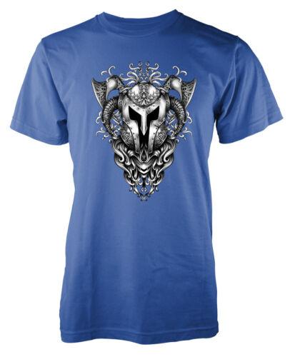 Viking Helmet Ancient Armour Kids T-Shirt