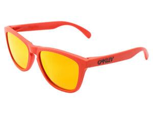 Oakley-Frogskins-Summit-Collection-Sunglasses-24-344-Mesa-Orange-Fire-Iridium