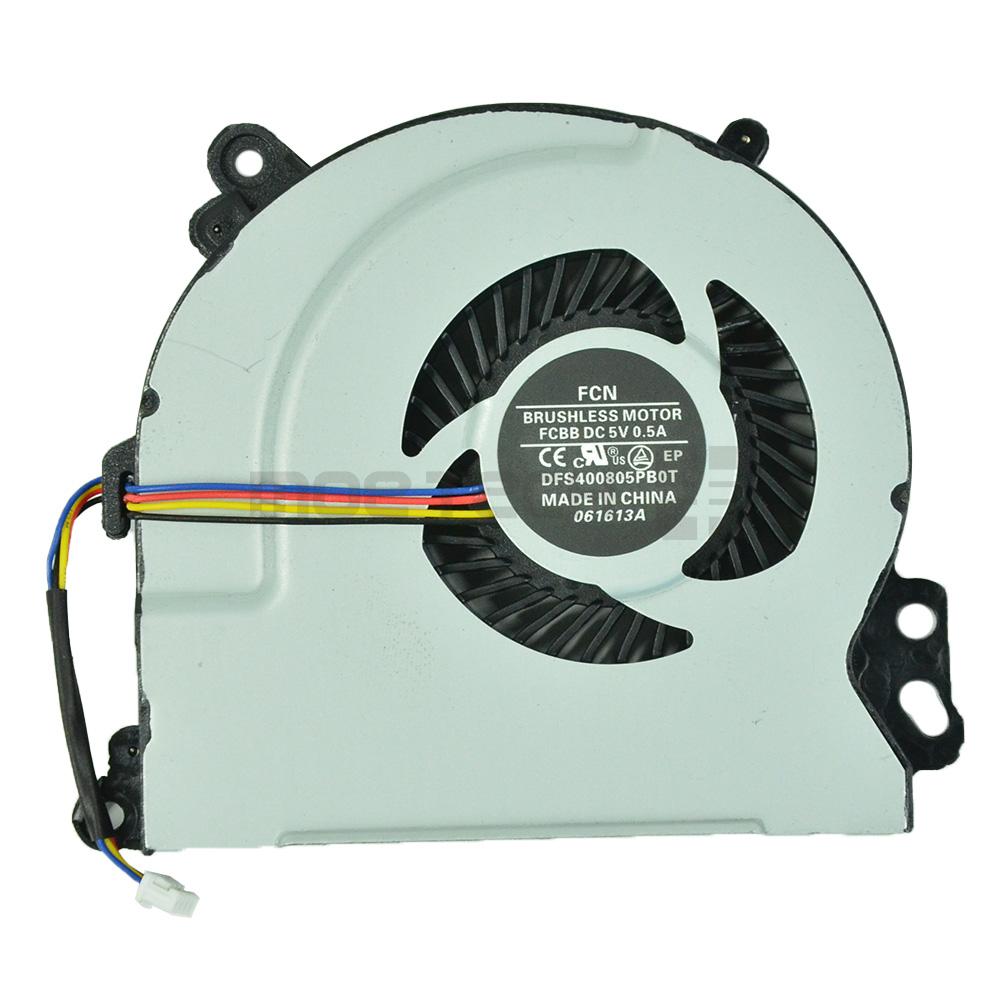 New HP ENVY 15J ENVY 17 17J CPU Cooling Fan 720235-001 720539-001 6033B0032801