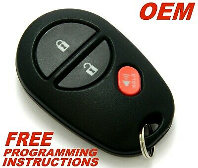2 Car Key Fob Keyless Entry Remote For 2007 2008 2009 2010 Toyota Tundra
