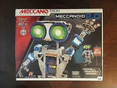Meccanoid 2.0 Meccano-Erector