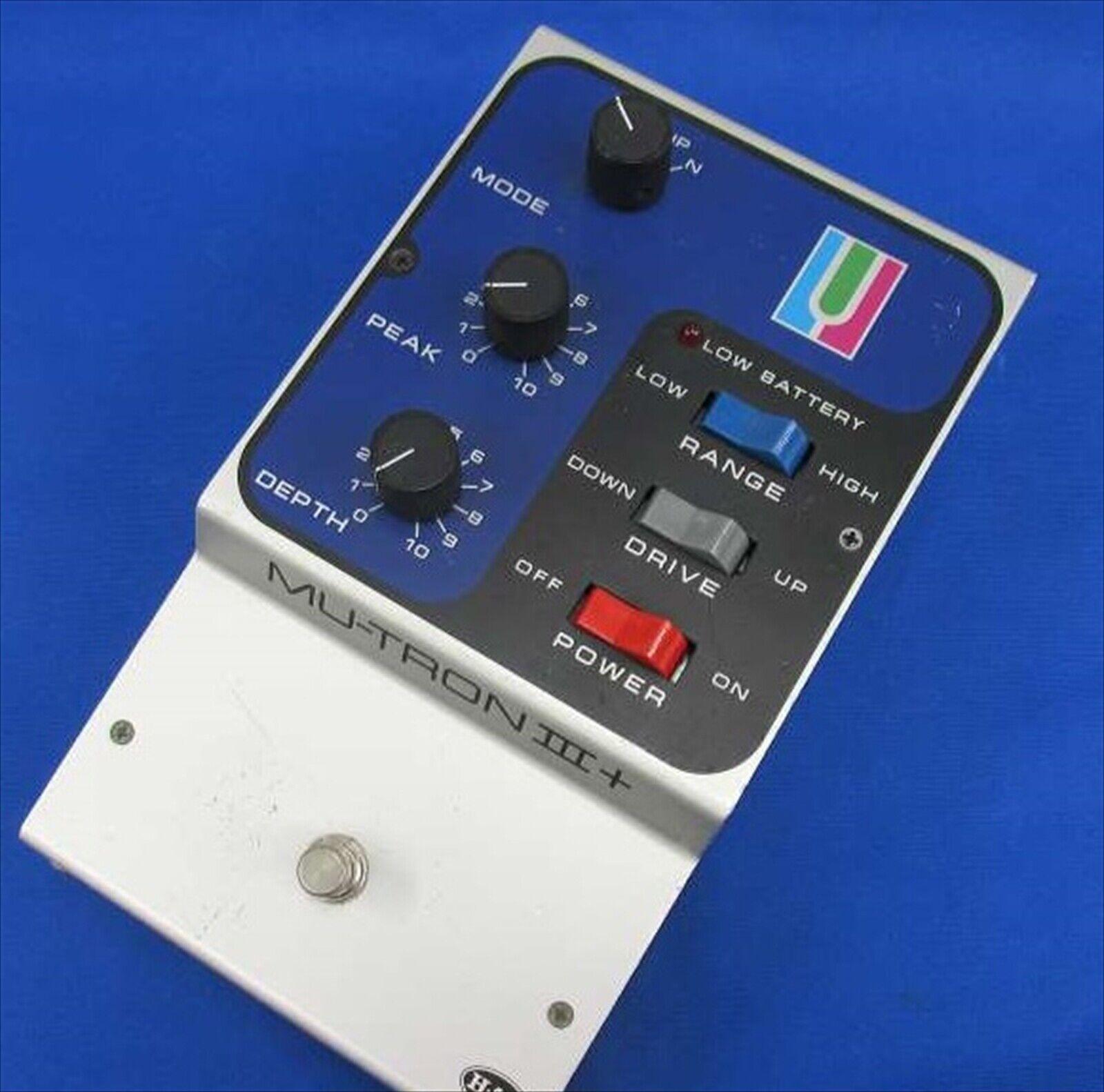 Used MU-TRON III + Envelope Filter HAZ LABORATORIES Bass Guitar Pedal F S