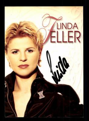 Original, Nicht Zertifiziert Billiger Preis Linda Feller Autogrammkarte Original Signiert ## Bc 146984