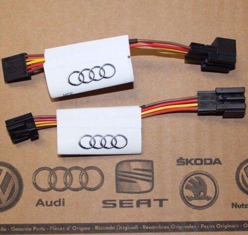 Audi Q7 4M Adapter für LED Rückleuchten 4M0052100 Heckleuchten Leuchten Kabel
