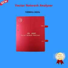 Vna 6000c 100mhz 6ghz Vector Network Analyzer Bluetooth Wifi 24g 58g Analyzer