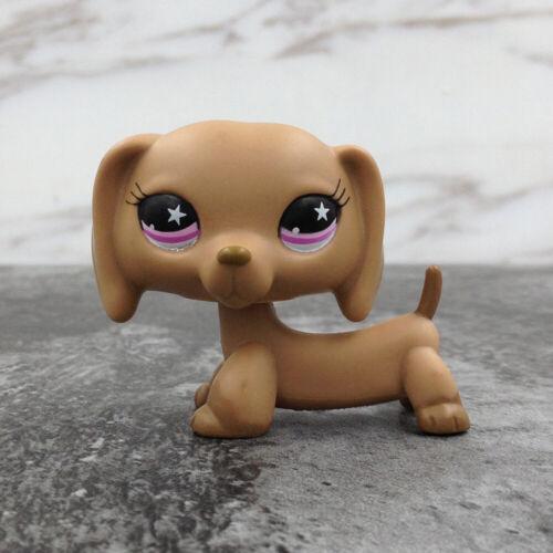 LPS Littlest Pet Shop Hasbro Gift Toy Dachshund Dog Shorthair Cat Puppy Kittens