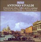 Vivaldi: Concerti per oboe, 2 oboi, archi e continuo (CD, 2008, Tactus)