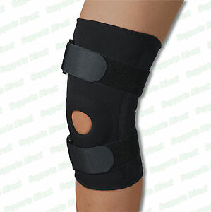 Medical-Grade-Neoprene-Knee-Brace-Support-Guard-with-4-Spiral-Stabilizer-Stays