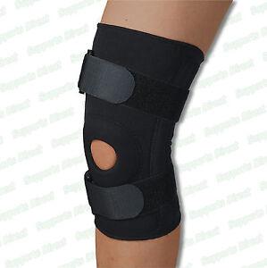 Medical-Grade-Neoprene-Knee-Brace-Support-Guard-with-4-Spiral-Stabilizer-Stays