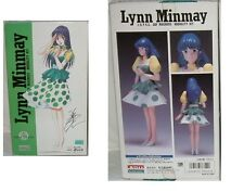 MACROSS : LYNN MINMAY PVC MODEL KIT - GREEN VERSION MADE BY ARII (XXX)