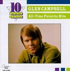 All-Time Favorite Hits [Capitol Special Markets] by Glen Campbell (CD, Nov-2003, CEMA Special Markets)