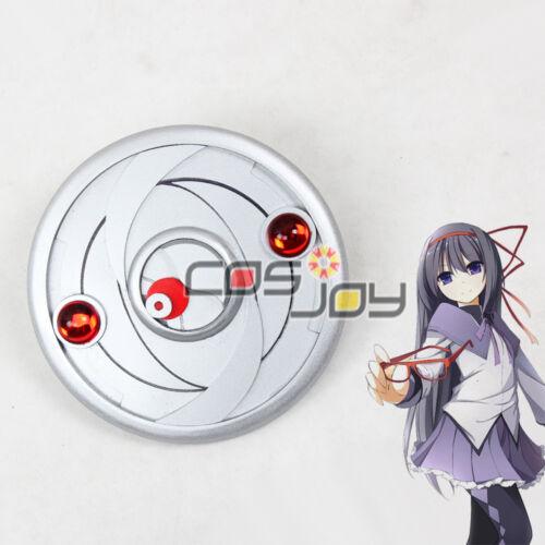 "0196 8.6/"" Puella Magi Madoka Magica  Akemi Homura/'s Buckler PVC Cosplay Prop"