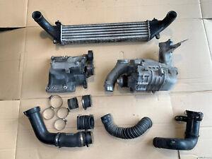 96-04-Mercedes-SLK230-Kompressor-KIT-SUPERCHARGER-TURBO-RACE-TRACK-CAR-R170