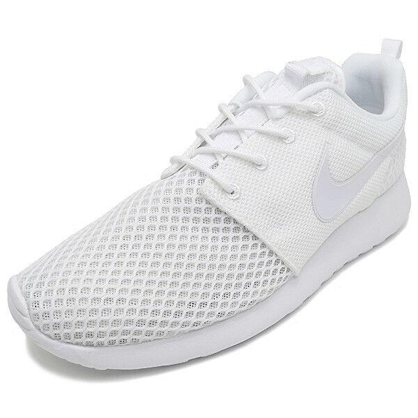 NIKE Roshe one SE Rosherun Neu Sneaker WEISS Platinum Gr:47 US:12,5 Sneaker Neu 90  Limited cece12