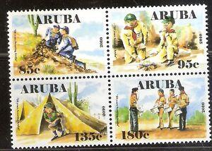 Aruba  Nr  440/443  Postfris.