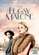 BUGSY MALONE - JODIE FOSTER - NEW / SEALED DVD - UK STOCK