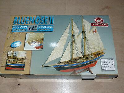 Constructo Bluenose Ii Holzmodel Segelschiff Klar Und GroßArtig In Der Art