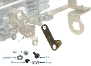 700r4 Aod Tv Cable Corrector Kit For Holley Carburetors