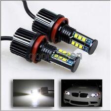LED Angel Eyes Light 120W H8 CREE for BMW E93 convertible 328i 335i 2007-2011