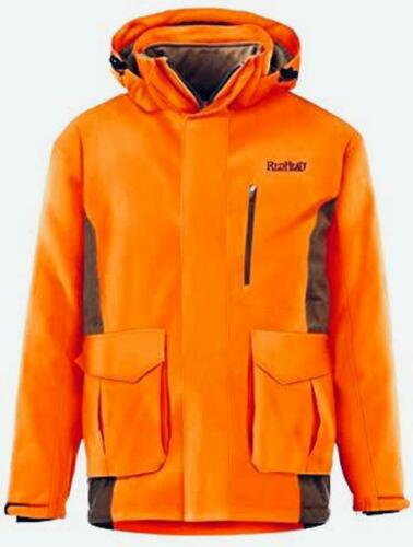 Blaze Mens Fisshing 119 Jacket Ex Work Mountain Stalker Redhead Orange Trophy Hunting rpwrqEa