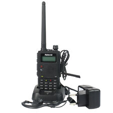 Retevis RT5 Walkie Talkie 128 Kanäle Dualband UHF/VHFVOX FM Radio Funkgerät