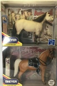 Breyer Roy Rogers Trigger and Dale Evans Buttermilk! Laid Off! Must Sell