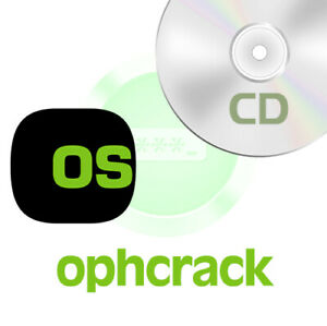 Details about Ophcrack Windows Password Recovery 3 6 0 LIVE Bootable CDs -  XP / VISTA / 7 / 8