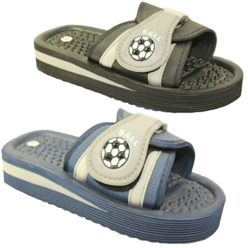 BOYS KIDS GIRLS SUMMER FLIP FLOPS BEACH HOLIDAY SHOWER MULES CASUAL LEISURE SHOE