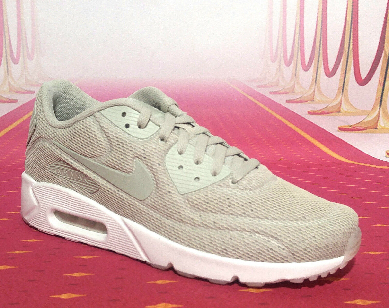 NIKE Air Max 90 Ultra 2.0 BR men's shoes Sz.10 New 898010 002 FREE SHIPPING