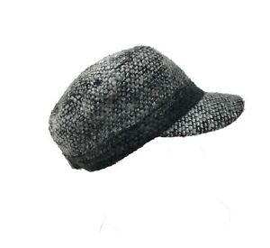 Kohls Women s Men s OS Cadet Cap ~ Wool Blend Ivy Newsboy Marled ... 51cef154028
