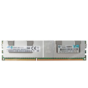32GB-4RX4-PC3-14900L-DDR3-1-5v-ECC-REG-Server-LRDIMM-For-HP-ProLiant-DL360p-Gen8