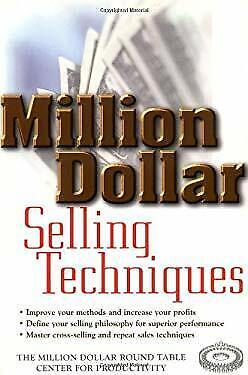 Million Dollar Selling Techniques