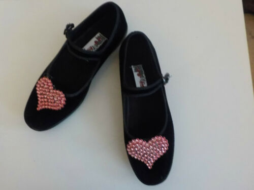 Cosplay Jane Goth Harajuku Pink Black Shoes Heart Mary Festival Kawaii qwZ11F6g
