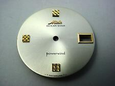 Pearl 29.24mm Mido Powerwind Ocean Star Vintage Watch Dial Date Window Gold Mrks