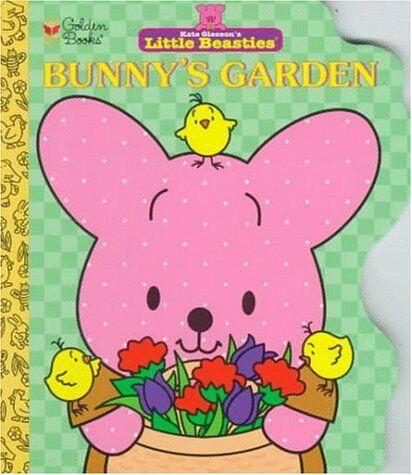 Bunnys Garden (A golden shaped board book)