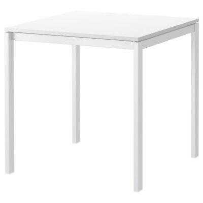 Beistelltisch ikea  IKEA Tisch MELLTORP Esstisch Esszimmertisch Küchentisch Beistelltisch weiß  NEU   eBay