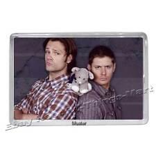 Supernatural Jensen Ackles & Jared Padalecki  - Fotomagnet 5mm Acryl  [M4]