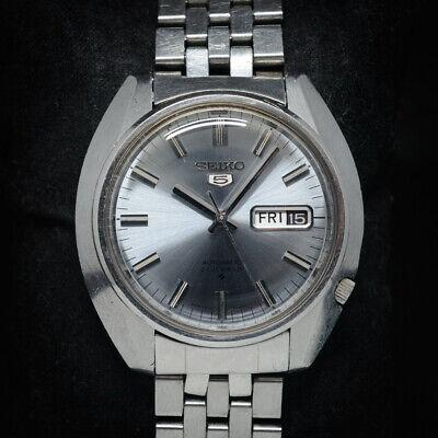 Vintage (Jan 1971) SEIKO 5 automatic 6119 8440, 21 jewels watch,1970s, serviced | eBay