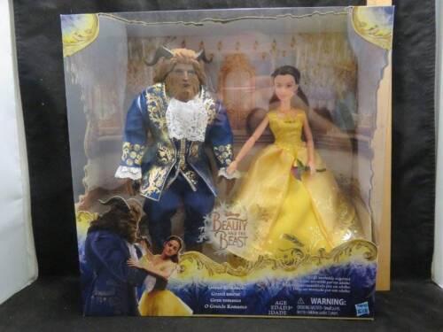 Hasbro Action Figure Set Disney Beauty and the Beast Grand Romance New