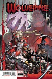 Wolverine 11 vs Dracula Omega Red X-Men Ben Percy Scot Eaton Adam Kubert New NM