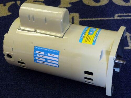 1 Hp Square Flange Pool Pump Motor 1 Year Warranty 1.0 HP