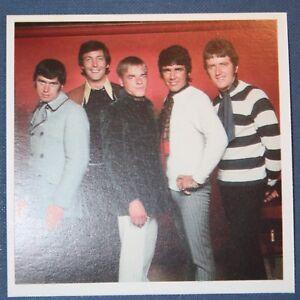 THE DAVE CLARK FIVE    Original 1969 Photo Card   Excellent