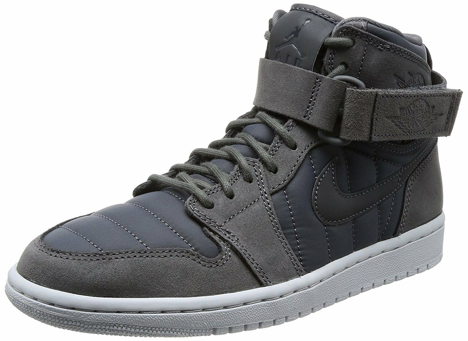 Jordan Retro 1 High Strap Dark grau Dark grau (342132 005)