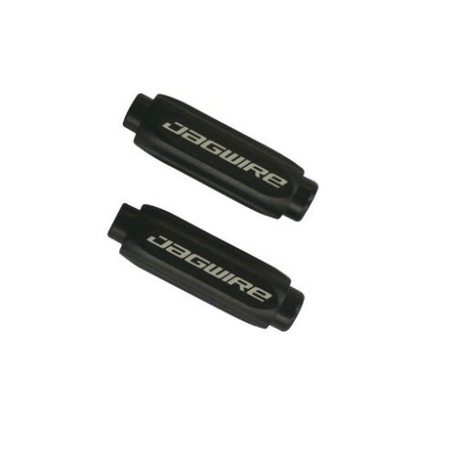 Jagwire BSA057 Pro Indexed Inline Adjusters for Braided Shift Housing Black